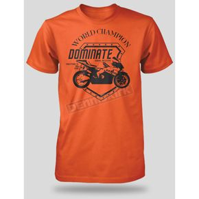 Honda Orange Heritage RC211V T-Shirt - 54-9519