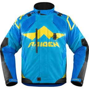 Icon - Raiden Blue DKR Jacket - 2820-3316