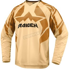 Icon Tan Raiden Arakis Jersey - 2910-3424