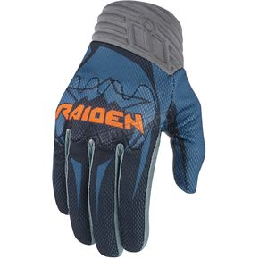 Icon - Raiden Slate Arakis Gloves - 3301-2508