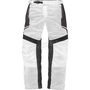 Icon White Anthem 2 Mesh Overpant - 2821-0786