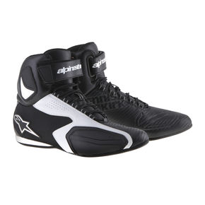 Alpinestars Womens Black/White Stella Faster Shoes - 2510414-12-11.5
