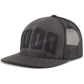 Icon Charcoal Retrograde Hat - 2501-2196