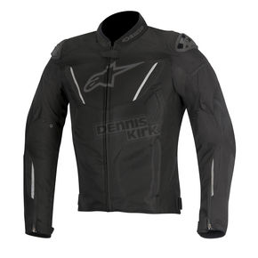 Alpinestars Black T-GP R Air Jacket - 3305616-10-2XL