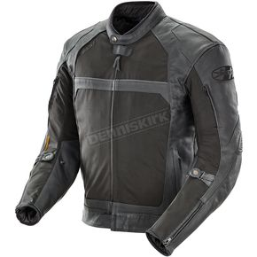 Joe Rocket Black Hybrid Syndicate Jacket - 1432-0052