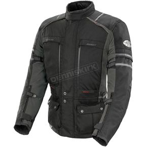 Joe Rocket Black/Gunmetal Ballistic Adventure Jacket - 1514-2007