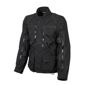 Scorpion Black Yosemite XDR Jacket - 12903-4