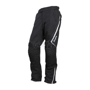 Scorpion Womens Black Zion Pants - 5403-3