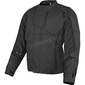 Speed and Strength Black Lock & Load Textile Jacket - 87-8825
