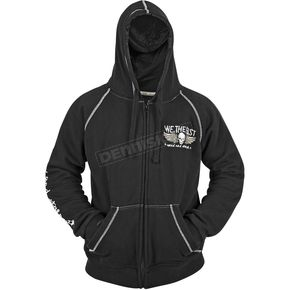 Speed and Strength Black We The Fast Armored Hoody - 87-8902