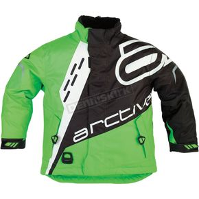 Arctiva Youth Green Comp Jacket - 3122-0277