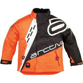 Arctiva Youth Orange Comp Jacket - 3122-0284