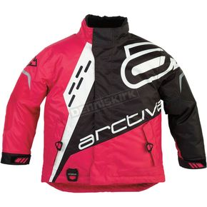 Arctiva Youth Magenta Comp Jacket - 3122-0291