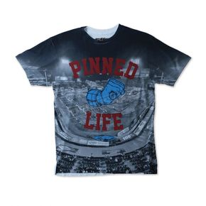 FMF Pinned Life T-Shirt - F151S18127WHXL