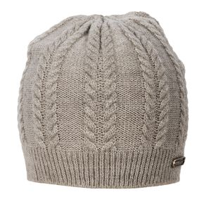 Klim Women's Heather Gray POW Beanie - 4084-001-000-600