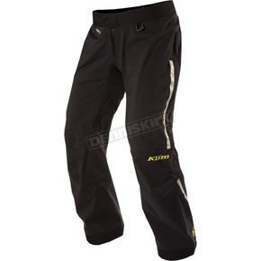 Klim Black Gore-Tex Overshell Pants - 5058-000-032-000