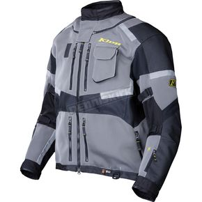 Klim Gray Adventure Rally Jacket - 5095-000-170-600