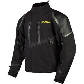 Klim Black Apex Jacket - 3052-000-170-000