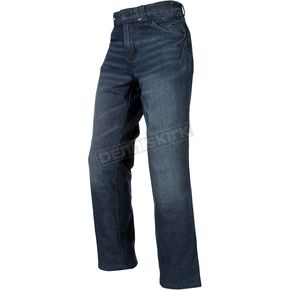 Klim Dark Blue K Fifty 1 Jeans - Tall - 3057-000-234-250