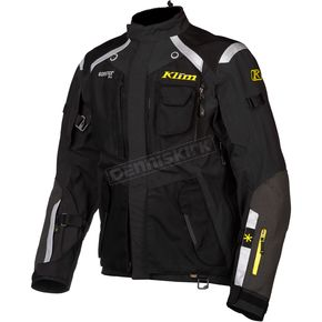 Klim Black Badlands Jacket - 4052-001-140-000