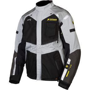 Klim Gray Badlands Jacket - 4052-001-150-600