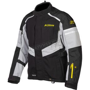 Klim Black Latitude Jacket - 5146-002-150-000