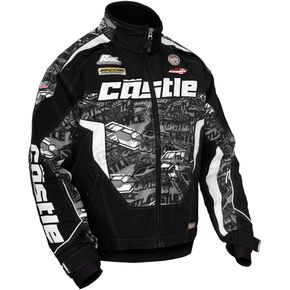 Castle X Black Bolt SE Pulse G1 Jacket - 70-1609T