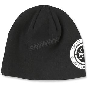 Metal Mulisha Black Sleek Beanie - M45591400BLK