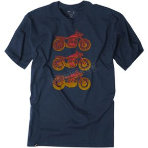 Factory Effex Navy 24 Hours of Dirt T-Shirt - 20-87836