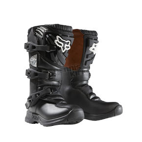 Fox Youth Comp 3 Boots - 05041-001-1