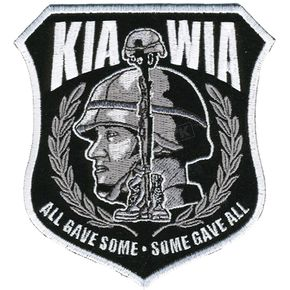 Mustang KIA/WIA Patch - 61578