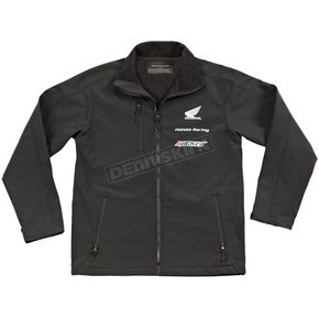 Joe Rocket Honda Racing Soft Shell Jacket - 1270-1006