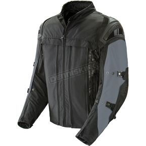 Joe Rocket Gunmetal/Black Rasp 2.0 Jacket - 1252-1606