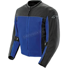 Joe Rocket Blue/Black Velocity Jacket - 1254-0204