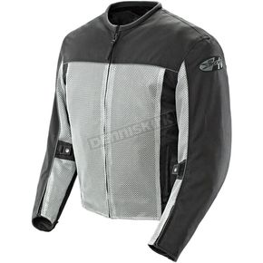 Joe Rocket Gray/Black Velocity Jacket - 1254-0605