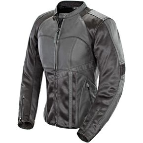 Joe Rocket Womens Black Radar Jacket - 1240-1007