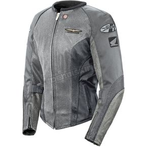 Joe Rocket Womens Silver/Grey Skyline 2.0 Jacket - 1280-1602