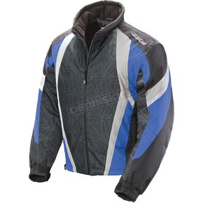 HJC Black/Blue Storm Jacket - 1304-024