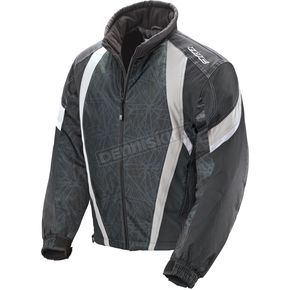 HJC Youth Black/Gray Storm Jacket - 1308-054
