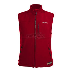 Mobile Warming Womens Wine Classic Heated Vest - 7109-0911-76