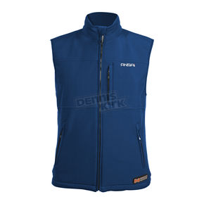 Mobile Warming Midnight Blue Classic Heated Vest - 7109-0922-06