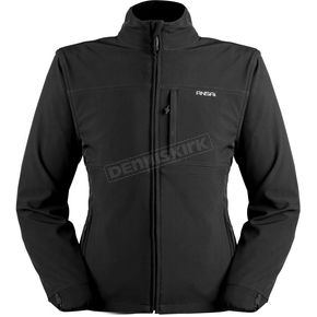 Mobile Warming Womens Black Classic Heated Jacket - 7109-1105-76