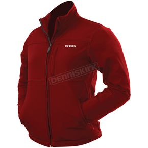 Mobile Warming Womens Wine Classic Heated Jacket - 7109-1111-76