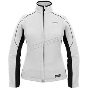 Mobile Warming Womens Silver Cypress Jacket - 7211-0107-76