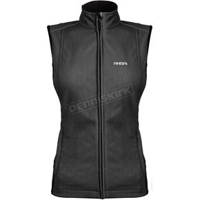 Mobile Warming Womens Black Jackii Vest - 7211-0205-76