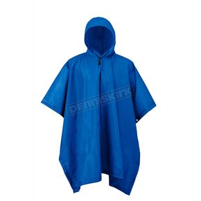 Mossi Youth Navy Blue Premium XT Poncho - 51-113NB