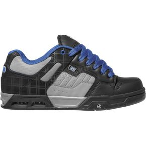 DVS Black/Blue Enduro Heir Shoes - DVF0000056-961
