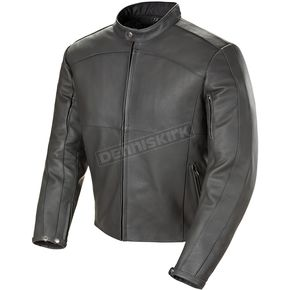 Joe Rocket Black Speedway Leather Jacket - 1320-1006