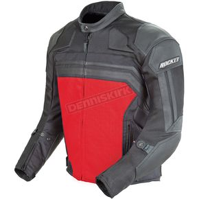 Joe Rocket Black/Red Reactor 3.0 Jacket - 1322-3106