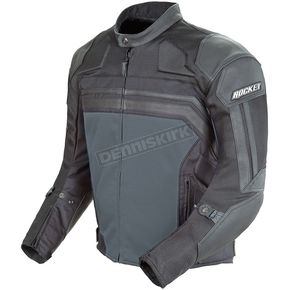 Joe Rocket Black/Gunmetal Reactor 3.0 Jacket - 1322-3606